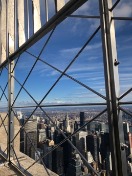 Empire State Observatory Deck