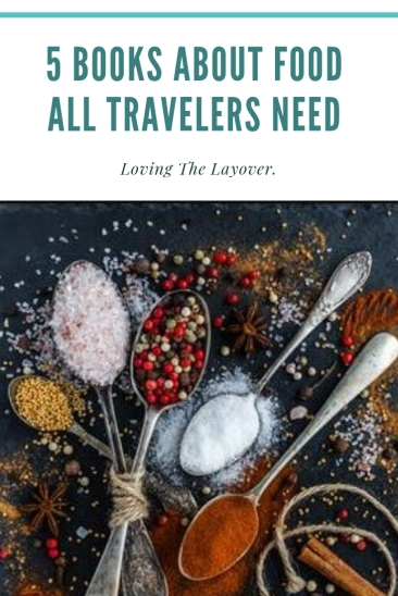 Food Books for Travelers