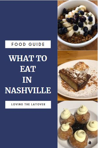 Food Guide, Nashville