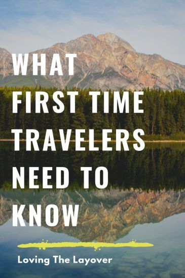 First Time Travel