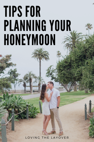 TiPS FOR PLANNING YOUR HONEYMOON copy